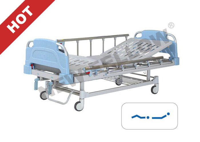 Double Crank Medical Hospital Beds